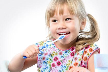 Zahnarztpraxis Dr. Brigitte Guenther Germering Kinderzahnheilkunde